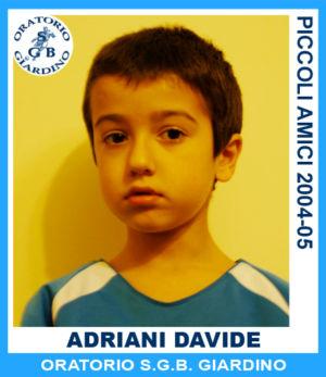 Adriani Davide