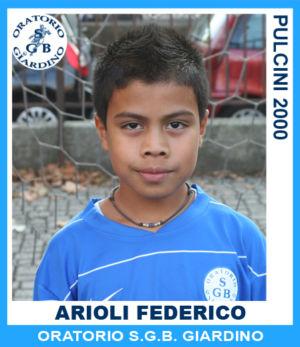 Arioli Federico