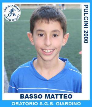 Basso Matteo