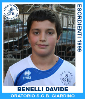 Benelli Davide
