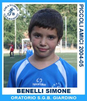 Benelli Simone