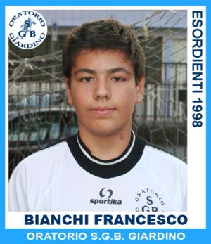 Bianchi Francesco