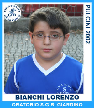 Bianchi Lorenzo