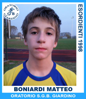 Boniardi Matteo