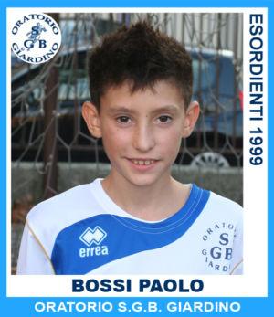 Bossi Paolo