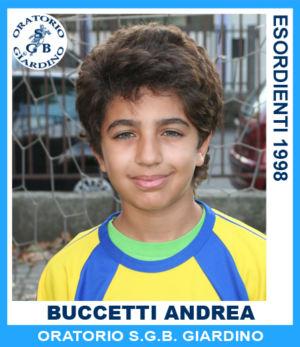 Buccetti Andrea