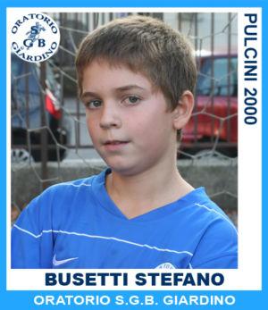 Busetti Stefano