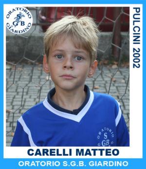 Carelli Matteo