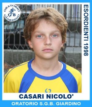 Casari Nicolo\'