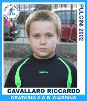 Cavallaro Riccardo