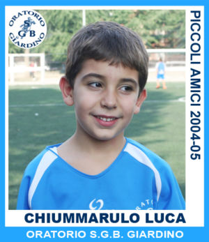 Chiummarulo Luca