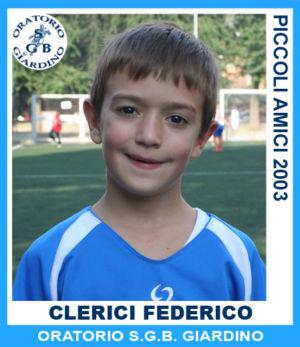 Clerici Federico