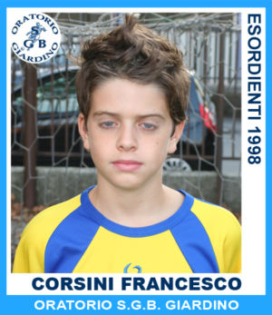 Corsini Francesco