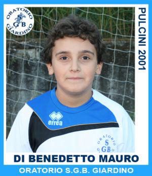 Di Benedetto Mauro