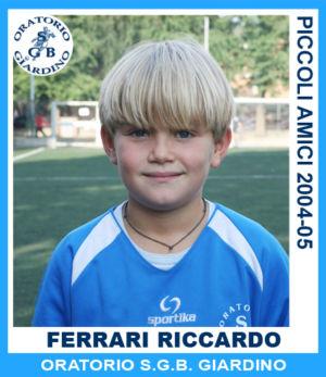 Ferrari Riccardo