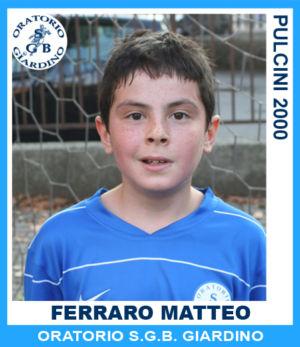Ferraro Matteo
