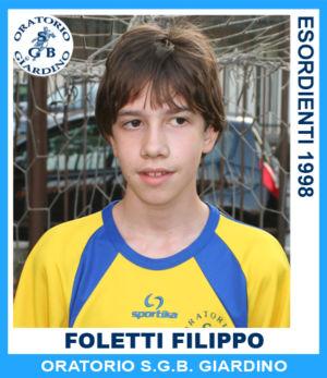 Foletti Filippo