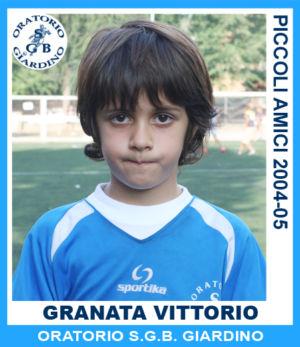 Granata Vittorio