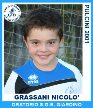 Grassani Nicolo\'