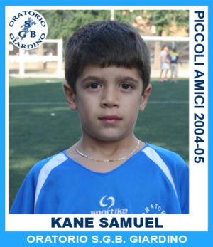 Kane Samuel
