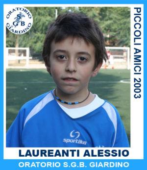 Laureanti Alessio