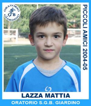 Lazza Mattia