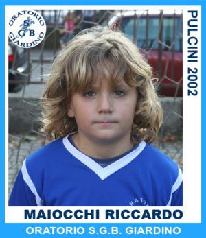 Maiocchi Riccardo