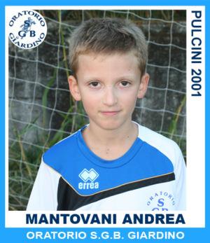 Mantovani Andrea