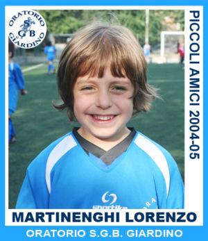 Martinenghi Lorenzo