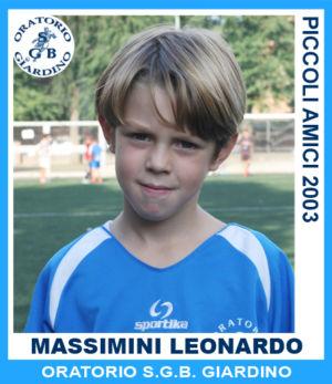 Massimini Leonardo