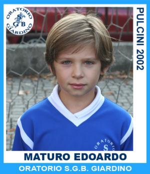 Maturo Edoardo