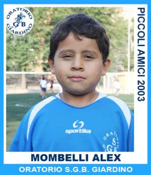 Mombelli Alex