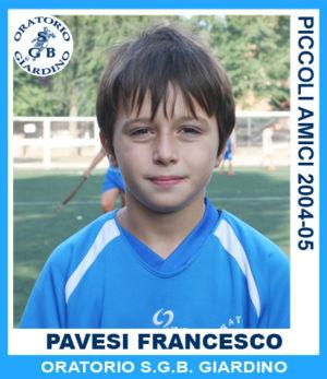 Pavesi Francesco