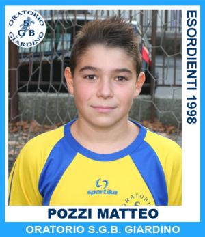 Pozzi Matteo