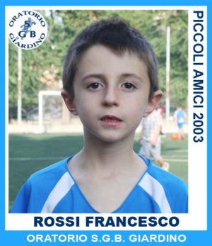 Rossi Francesco