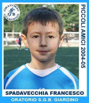 Spadavecchia Francesco