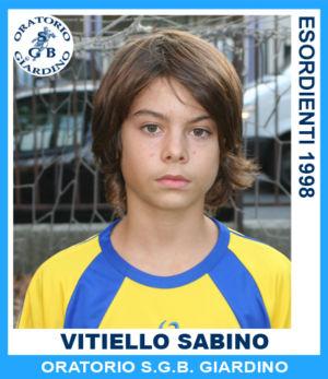 Vitiello Sabino