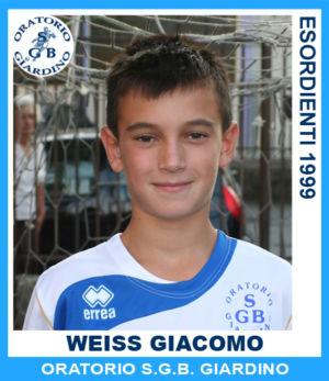 Weiss Giacomo